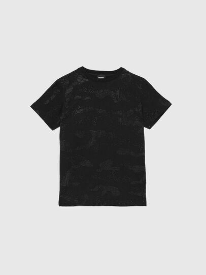 Diesel - TDARIAST, Negro - Camisetas y Tops - Image 1