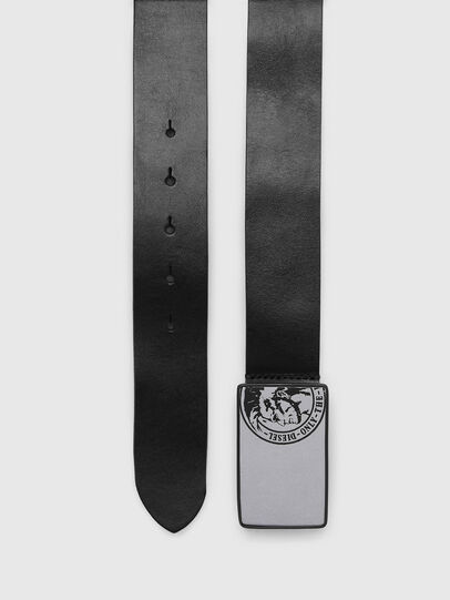Diesel - B-ACCA, Negro - Cinturones - Image 3
