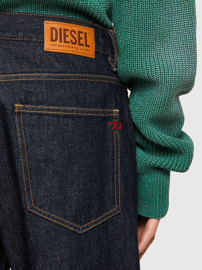 Diesel - D-Macs 009HP, Azul Oscuro - Vaqueros - Image 4