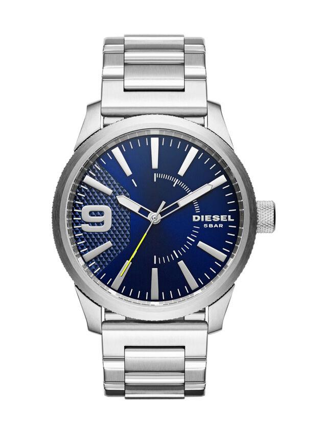 Diesel - DZ1763, Plata - Relojes - Image 1