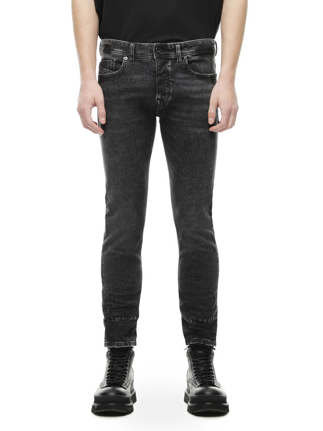 Diesel - TYPE-2814, Black Jeans - Vaqueros - Image 1