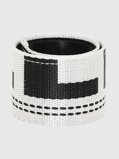 Diesel - A-MASER, Blanco/Negro - Joyas y Accesorios - Image 1