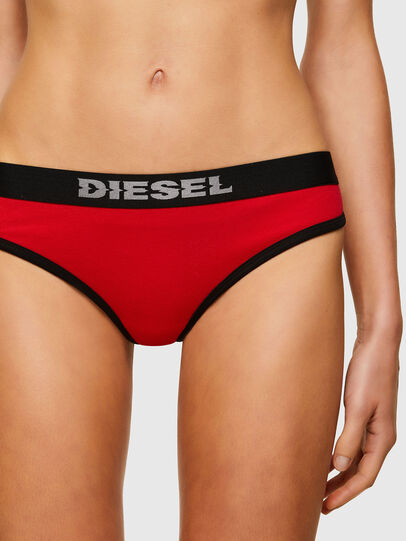 Diesel - UFST-STARS-THREEPACK, Negro/Rojo - Tangas - Image 4