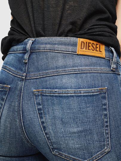 Diesel - Babhila 0098Z, Azul medio - Vaqueros - Image 4