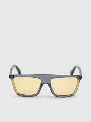 DL0323, Negro/Amarillo - Gafas de sol