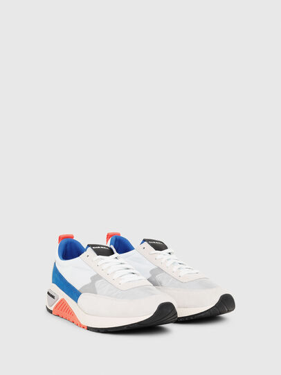 Diesel - S-KB LOW LACE II, Multicolor/Blanco - Sneakers - Image 2