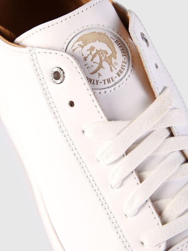 Diesel S-NENTISH LOW, Blanco - Sneakers - Image 6