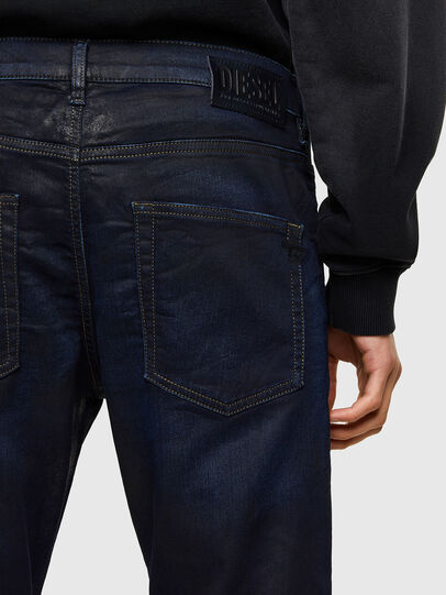 Diesel - D-Strukt JoggJeans® 069RW, Azul Oscuro - Vaqueros - Image 3