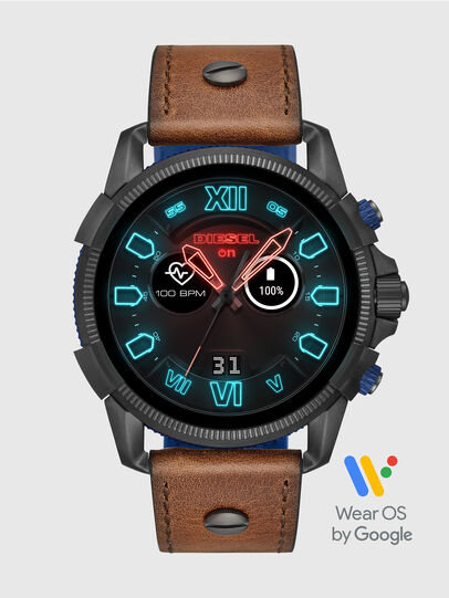 Diesel - DT2009, Marrón - Smartwatches - Image 1