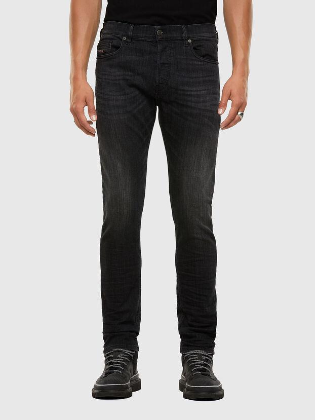 D-Luster 009EN, Negro/Gris oscuro - Vaqueros