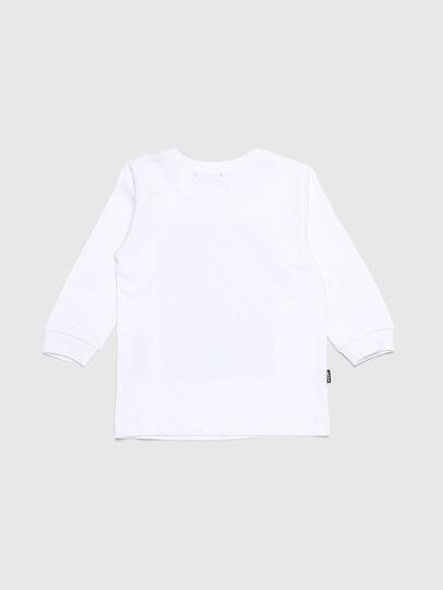 Diesel - TRAVEB, Blanco - Camisetas y Tops - Image 2