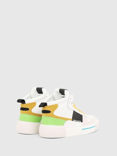 Diesel - S-DESE MG MID, Blanco - Sneakers - Image 3