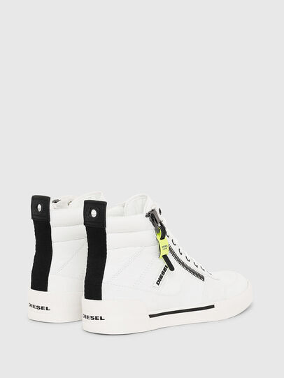 Diesel - S-DVELOWS, Blanco - Sneakers - Image 3