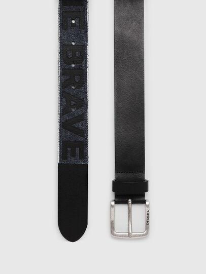 Diesel - B-SERUGO, Negro - Cinturones - Image 3