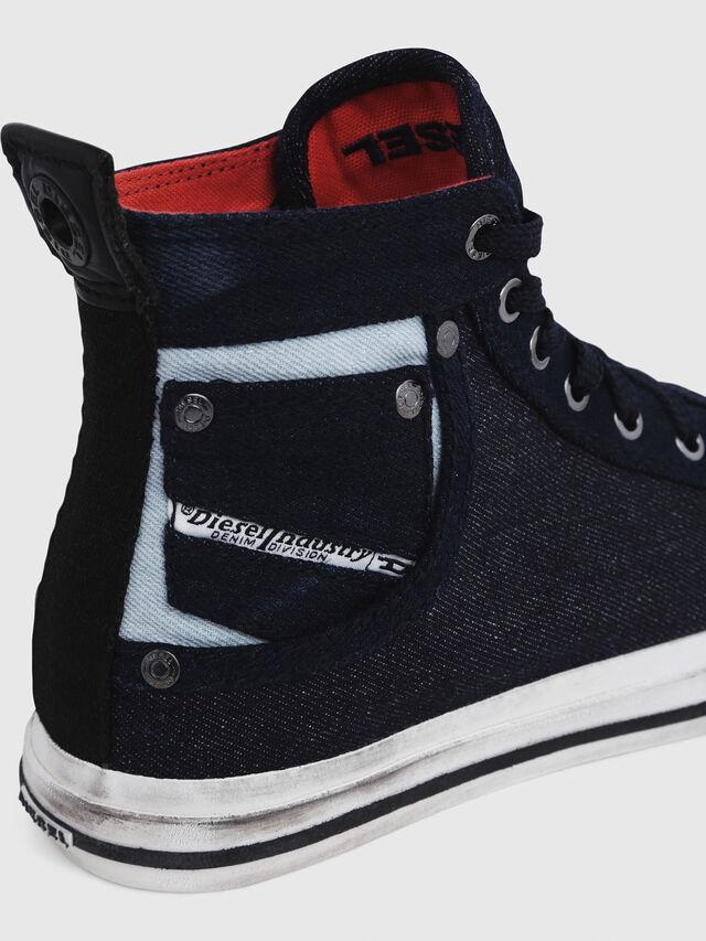 Diesel - EXPOSURE IV W, Azul Oscuro - Sneakers - Image 5