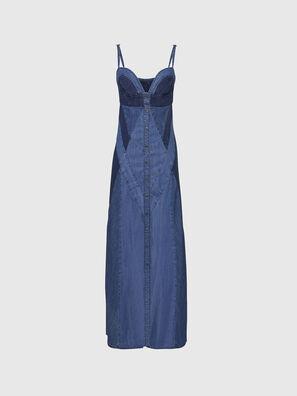 DE-ARYNA, Azul Claro - Vestidos