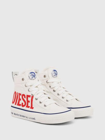Diesel - SN MID 07 MC YO, Blanco - Calzado - Image 2