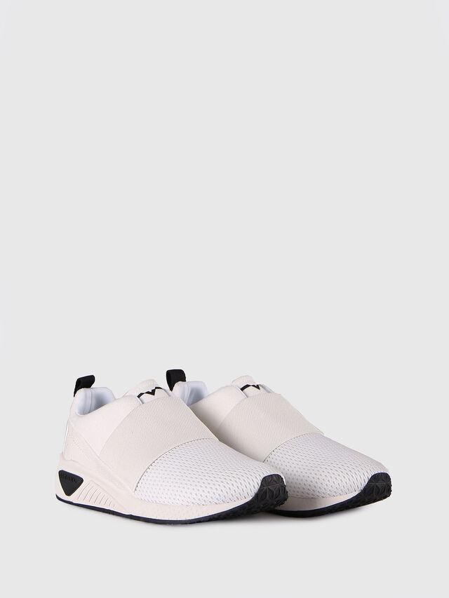 Diesel - S-KB ELASTIC, Blanco - Sneakers - Image 2
