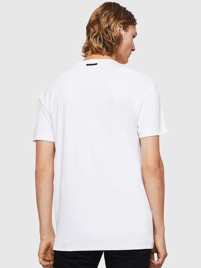 Diesel - TY-X1, Blanco - Camisetas - Image 2