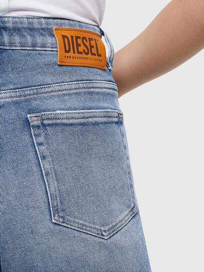 Diesel - D-Eiselle 0096X, Azul medio - Vaqueros - Image 3