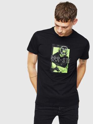 T-DIEGO-J1, Negro - Camisetas