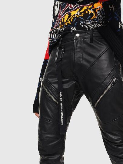 Diesel - P-VON-L, Negro - Pantalones - Image 3