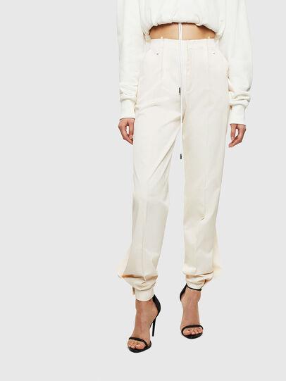 Diesel - P-BYSTRIT, Blanco - Pantalones - Image 1