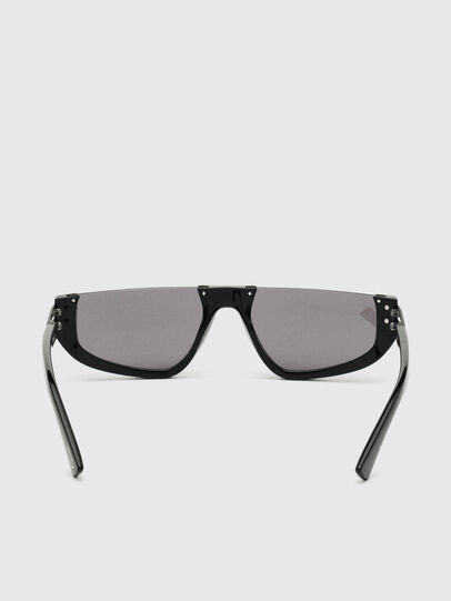 Diesel - DL0315, Negro - Gafas de sol - Image 4