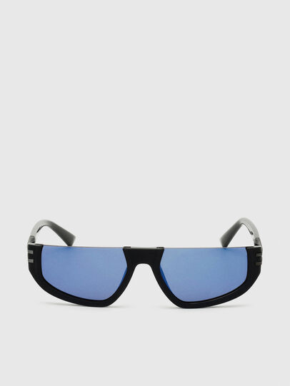 Diesel - DL0315, Negro - Gafas de sol - Image 1