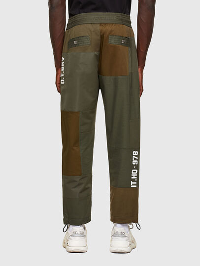 Diesel - P-HOR, Verde Militar - Pantalones - Image 2