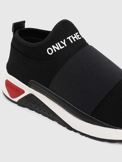Diesel - S-KB SOE, Negro - Sneakers - Image 4