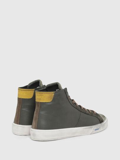 Diesel - S-MYDORI MC, Verde Militar - Sneakers - Image 3