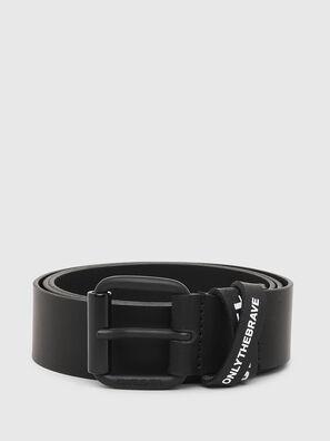 B-CROS, Negro - Cinturones