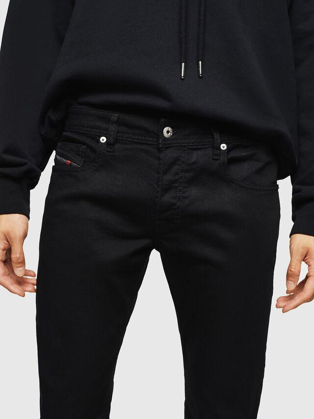 ZATINY 0688H, Black Jeans