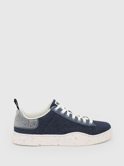 Diesel - S-CLEVER LOW LACE, Azul - Sneakers - Image 1