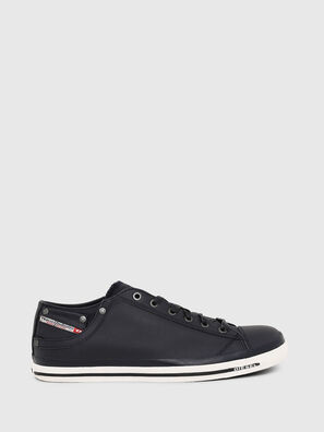 EXPOSURE LOW I, Azul Oscuro - Sneakers