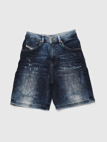 Diesel - PBRON, Azul medio - Shorts - Image 1