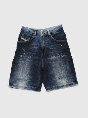 PBRON, Azul medio - Shorts