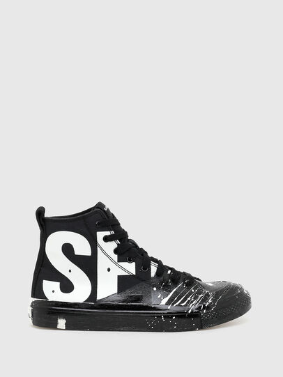 Diesel - S-ASTICO MC, Negro/Blanco - Sneakers - Image 1