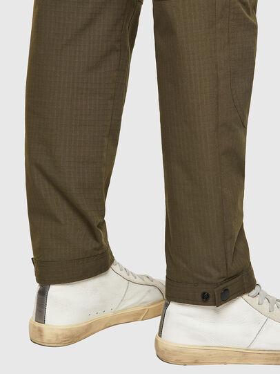 Diesel - P-SIDE, Verde Militar - Pantalones - Image 5