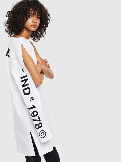 Diesel - T-ROSY, Blanco - Camisetas - Image 4
