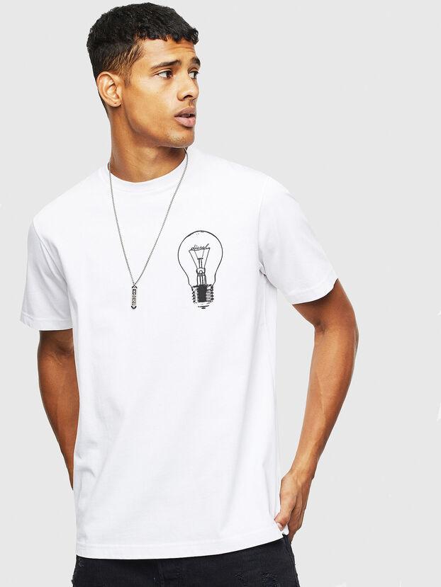 T-JUST-T22, Blanco - Camisetas