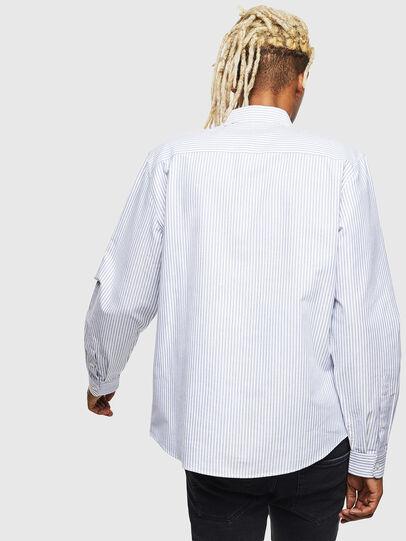 Diesel - S-JAMES-A, Blanco - Camisas - Image 2