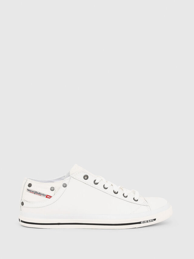Diesel - EXPOSURE LOW I, Blanco - Sneakers - Image 1