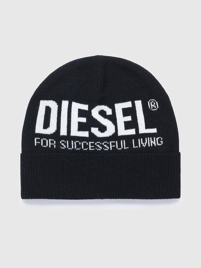 Diesel - K-BECKY D, Negro - Gorros - Image 1