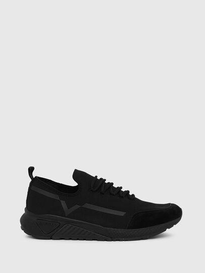 Diesel - S-KBY STRIPE, Negro - Sneakers - Image 1