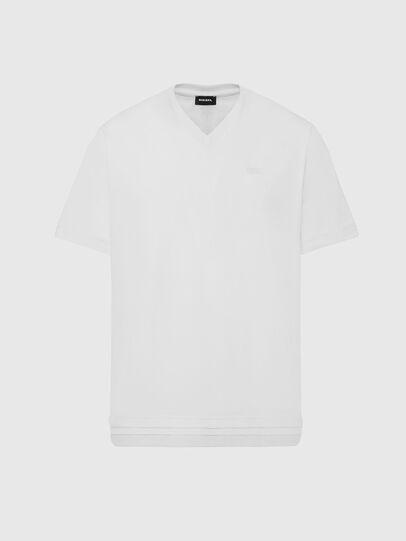 Diesel - T-CHERUBIK-NEW2, Blanco - Camisetas - Image 1
