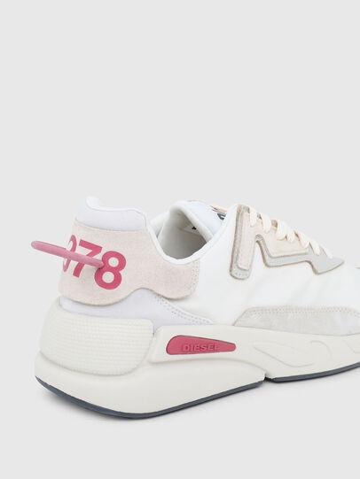 Diesel - S-SERENDIPITY LC W, Blanco/Rosa - Sneakers - Image 5