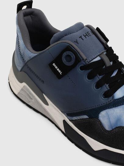 Diesel - S-BRENTHA LC, Azul - Sneakers - Image 5