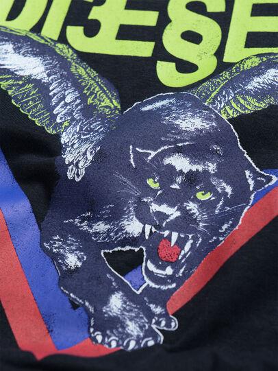 Diesel - TDIEGOA4, Negro - Camisetas y Tops - Image 3